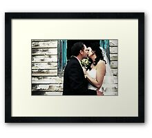 Love & Decay Framed Print