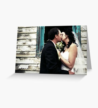Love & Decay Greeting Card