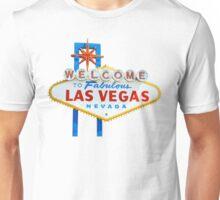 Welcome to fabulous Las Vegas   T-shirt  Unisex T-Shirt