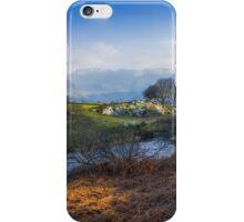 Nant Ffrancon Pass iPhone Case/Skin