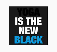 YOGA is the new BLACK SQ Unisex T-Shirt