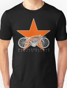 Old Triple6shooters kustom cycles logo T-Shirt