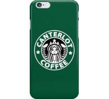 Canterlot Coffee iPhone Case/Skin