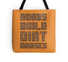 Mine craft noobs Tote Bag