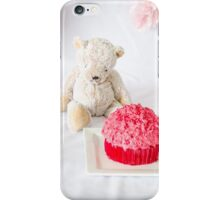 Beary Pink iPhone Case/Skin