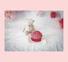 Beary Pink Kids Tee