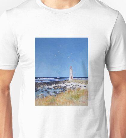 Port Fairy. A sea-change. Unisex T-Shirt