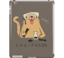 lab-rador iPad Case/Skin