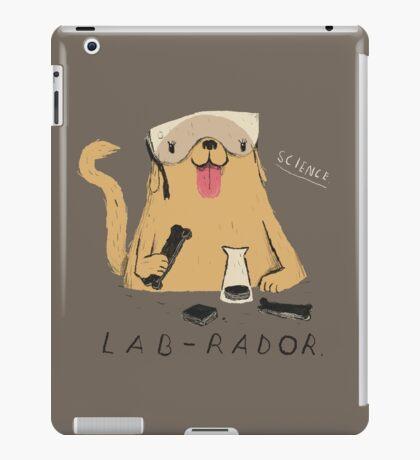 lab-rador iPad Case/Skin