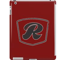 Remota: Rebooting the legends of Motorsport iPad Case/Skin