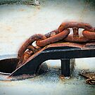Anchor Chain by James Zickmantel