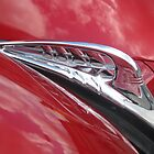 Plymouth Hood Emblem by Debbie Robbins