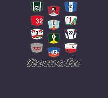 Remota - Legends of Motorsport guessing game t-shirt T-Shirt