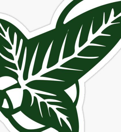 Leaf of Lorien  Sticker
