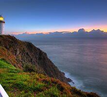 Cape Byron Sunrise by Adam Gormley
