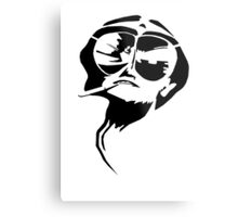 Fear and loathing   T-shirt Metal Print