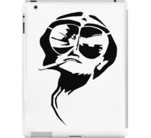 Fear and loathing | T-shirt iPad Case/Skin