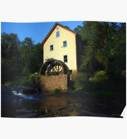 Sell's Mill Poster