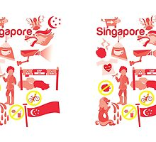 All about SINGAPORE by jazzydevil