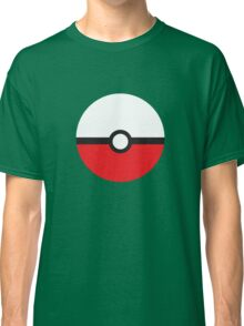 a pokeball Classic T-Shirt
