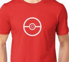 Pokemon Pokeball 3 Unisex T-Shirt