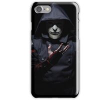A Voice in the Night iPhone Case/Skin