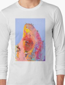 Wind in my hair Long Sleeve T-Shirt