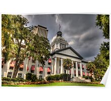 Florida State Capitol Poster