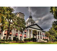 Florida State Capitol Photographic Print