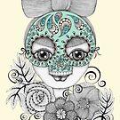 Festive Facade by Danielle Reck