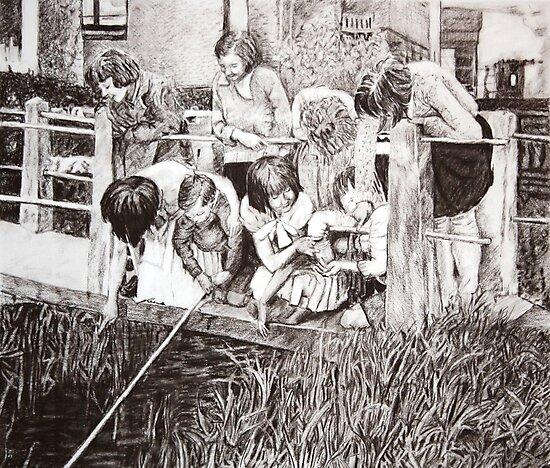Kinderen op de Brug - Fun before Computers by Marilyn Brown