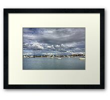 The Jetty #2, Bunbury, W.A. Framed Print