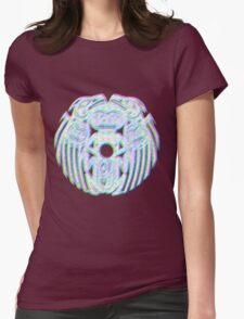 Aztec Psyart Womens Fitted T-Shirt