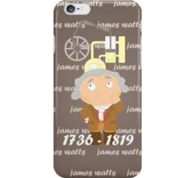 James Watt iPhone Case/Skin