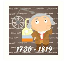 James Watt Art Print