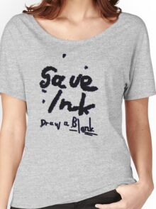 Save Ink Women's Relaxed Fit T-Shirt