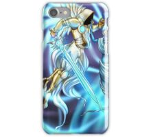 Tyriel and The Spirit Healer iPhone Case/Skin