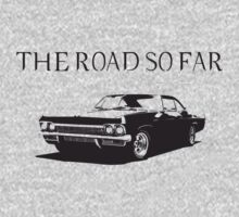 The road so far Baby Tee