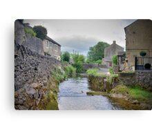 Stream of Cheshire Canvas Print