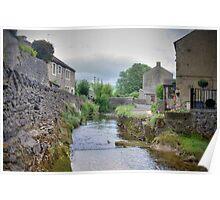 Stream of Cheshire Poster
