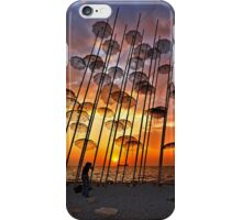 Waterproof sunset iPhone Case/Skin