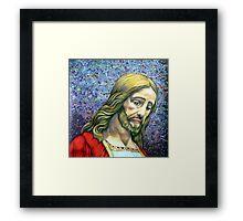 Jesus No 4 Framed Print