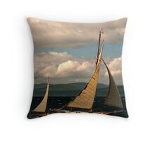 Macaria Throw Pillow
