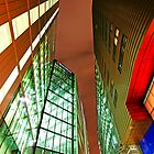 Colors of Modern Architecture - More London Place by DavidGutierrez