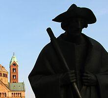 Speyer - St James by Maureen Keogh