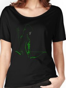 Vigilante all black Women's Relaxed Fit T-Shirt