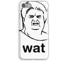 Wat Lady iPhone Case/Skin