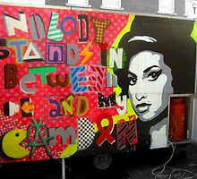 Nobody stands in between me & my Camden by Roxy J