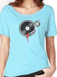 Bloodisco Women's Relaxed Fit T-Shirt