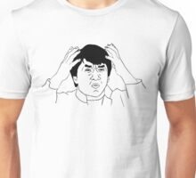 WTF Jackie Chan Unisex T-Shirt